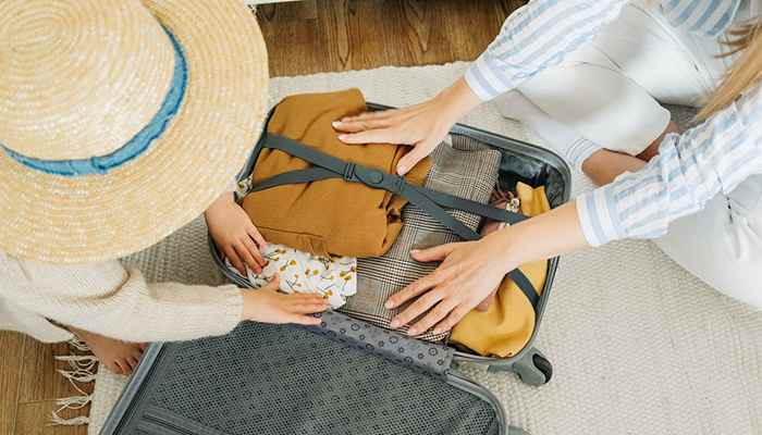 Clothes to Wear for Traveling