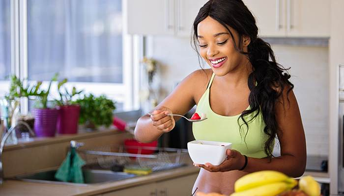 What To Eat In Between Exercise Days