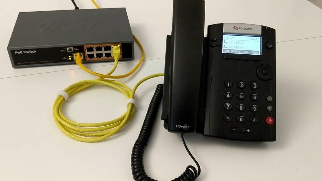 voip phones replacing landlines